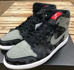 air jordan 1 shadow camo nz
