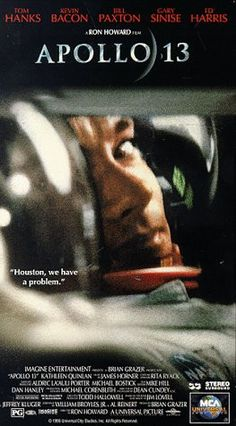 Apollo 13 (VHS) Movie Description This Hollywood drama is based on the events of the Apollo 13 lunar mission, astronauts Jim Lovell (Tom Hanks), Fred Haise (Bill Paxton) and Jack Swigert (Kevin Bacon)