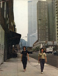 Linda Montano and Tehching Hsieh, ArtLife: (a.k.a. Rope