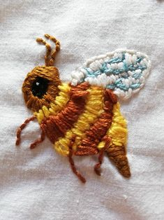 Insects, Crochet Earrings, Jewelry, Bees, Jewlery, Jewerly, Schmuck, Jewels, Jewelery