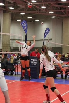 #4 action shot...Action shot with molten ball ! Annie #33 at Lonestar classic in Dallas #LSC2014 #youcouldwin