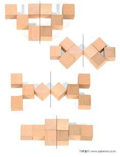 gift 3: symmetry