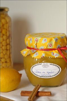 Doce de Grão Cookbook Recipes, Cooking Recipes, Homemade Pickles, Portuguese Recipes, Preserves, Jelly, Bakery, Food And Drink, Sweets