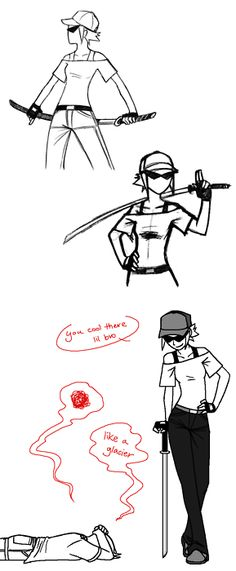 Things would get pretty uncomfortable if a girl that pretty and with that much skill was Dave Strider's sibling