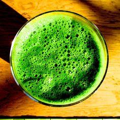 sí, te quiero verde: VERY GREEN SUMMER + JUICE