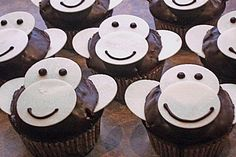 Affen - Muffins, ein leckeres Rezept aus der Kategorie Kuchen. Bewertungen: 189. Durchschnitt: Ø 4,4.