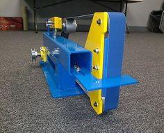 Belt knife grinder precision tracking tension wheel NR!