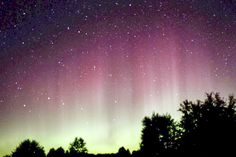 Located on Manitoulin Island, Gordon's Park is one of Ontario's few Dark Sky Preserves, which means its skies are not clouded by lights and pollution from major city centres. Manitoulin Island, Summer Bucket Lists, Dark Skies, Stargazing, Night Skies, Ontario, Northern Lights, Places To Go, Beautiful Places