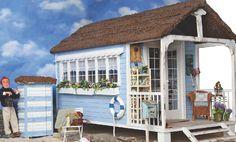 La Casa de La Playa. Autora: Susana Fernandez