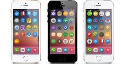 Aura: tolles Winterboard iOS 7 Theme & Namensklau! - http://apfeleimer.de/2014/01/aura-tolles-winterboard-ios-7-theme-namensklau - Aura, ein hübsches iOS 7 Theme für Winterboard, zeigt sich als Aura Beta-Version in Cydia und kann nach ayecon für iOS 7 und der Ankündigung von Fancy (iOS 7 in schwarz inkl. schwarzer Tastatur) durchaus überzeugen. Neben einer hübschen Winterboard Oberfläche für iOS 7 mit einer Icon Mask und (bi...