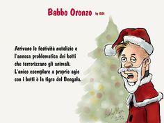 Oronzo il gonzo: I botti natalizi