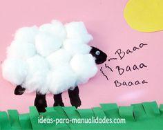 Pin Manualidad Educacion Inicial Manualidades Para Ninos De Preescolar