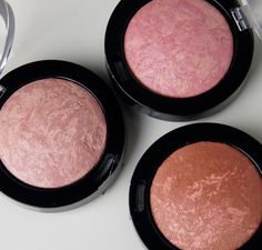 MaxFactor Creme Puff Blushes Review + Swatches - www.alicegracebeauty.com/2015/01/maxfactor-creme-puff-blushes-review.html #bbloggers #makeup #blush