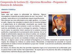 Compresion de Lectura (2) - Ejercicios Resueltos « Blog del Profe Alex