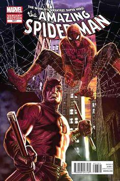 Amazing Spider-Man #677