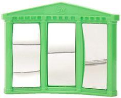 JW Pet Company Activitoys Fun House Mirror Bird Toy, Colo... https://smile.amazon.com/dp/B001CQ31N4/ref=cm_sw_r_pi_dp_x_7OjyybWVGPYHH