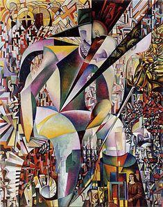 Artist Georgy Kurasov, the painter, the sculptor Kandinsky, San Petersburg, Cubist Artists, Russian Art, Postmodernism, American Artists, Les Oeuvres, Oil On Canvas, Journals