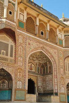 Amber Fort, Jaipur, Rajasthan, India by alaska1192