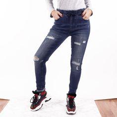 2366# (Kék) Rojtos aljú farmernadrág   viyou.hu Pusheen, Skinny Jeans, Pants, Fashion, Skinny Fit Jeans, Moda, Trousers, Women Pants, Fasion
