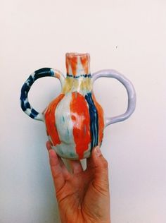 Vase by Jesilla Rogers.