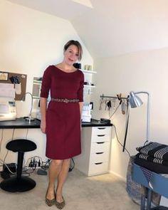 Sewing Life Magazine - SEWING LIFE MAGAZINE Dresses For Work, Summer Dresses, Life Magazine, Sewing, Fashion, Moda, Needlework, Sew, Fasion
