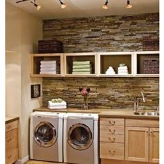 My future laundry room
