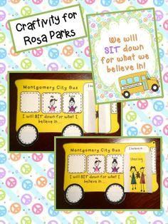 Ideas For Black History Month Program Ideas Rosa Parks History Classroom, History Teachers, Kindergarten Social Studies, Kindergarten Activities, Rosa Parks, February Black History Month, History Projects, Art History, Black History Month Activities