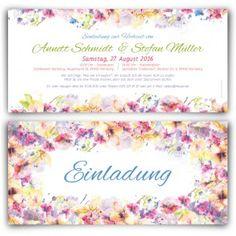Hochzeitseinladungen als klappe hochzeit einladungskarte