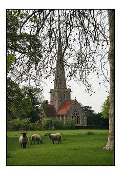 Shottesbrooke Park, Berkshire, England