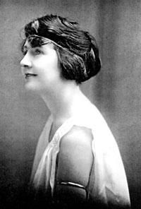Nellie A. Evans 1884-1944 She was born in Goulburn, N.S.W.