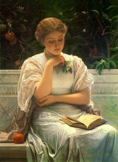 12/23/2014   maria laterza    0 Comments Charles Edward Perugini ~ Victorian Era painter