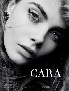 In Love by Sølve Sundsbø for LOVE Magazine - Cara Delevingne
