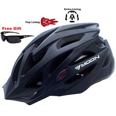 MOON Upgrade Model 2015 Bicycle Helmet Insect Net Cycling Helmet Ultralight Integrally-molded Road Mountain Bike Helmet (1183507791) SEE MORE #SuperDeals