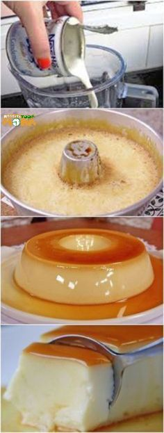 Delicious Desserts, Dessert Recipes, Yummy Food, Other Recipes, Sweet Recipes, Brazillian Food, My Favorite Food, Favorite Recipes, Cooking Recipes