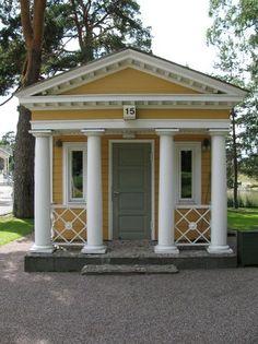 Urho Kekkonen Museum Tamminiemi, Guard