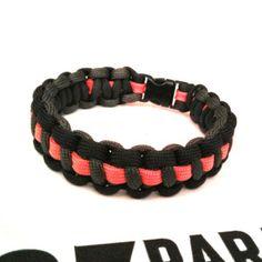 Tri Color Cobra Paracord Bracelet