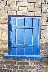 Doors and Windows - Art - Blue door   by Tom Gowanlock