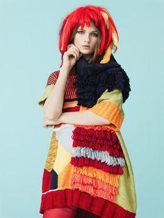 CLM - Photography - ben weller - Graduate Fashion Week SS12
