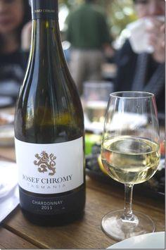 2011 Josef Chromy Chardonnay from Tasmania