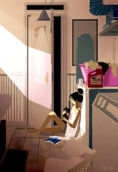 Pascal Campion, Laundry day. #pascalcampion I always loved the...