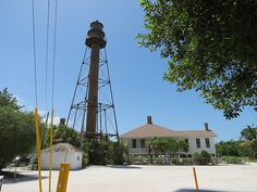 Sanibel Island Light, Sanibel Island, Florida