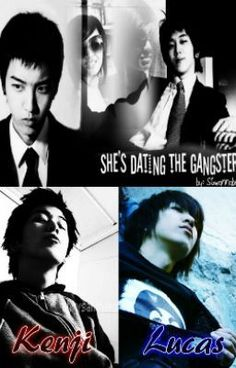 Shes dating the gangster by sg wannabe soft copy means