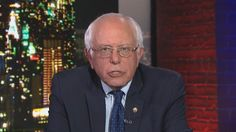 One-on-one with Bernie Sanders   MSNBC