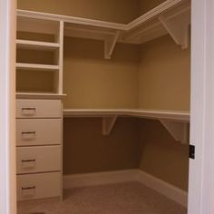 trying to convince Eric to build me some of these in our new closet