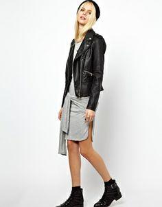Image 4 ofLnA Dress With Wrap Detail