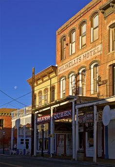 Virginia City Nevada. Turned out to be a ton of fun!