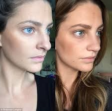 Risultati immagini per persian nose jobs before and after