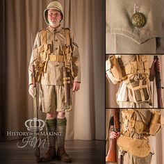 First World War British Army Uniforms Category - History in the Making British Army Uniform, British Uniforms, Ww2 Uniforms, Military Uniforms, World War One, First World, 1914 Fashion, Costume Hire, Army Clothes