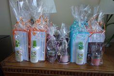 moederdag: Heel veel cadeauverpakkingen met biologische zonnecreme, natuurlijke deo en kuurkaarten voor de zonnestudio