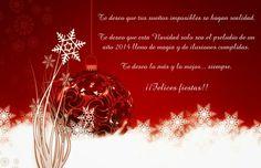 Feliz Navidad y mágico 2014